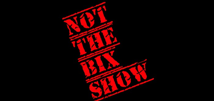 Not The Bix Show banner